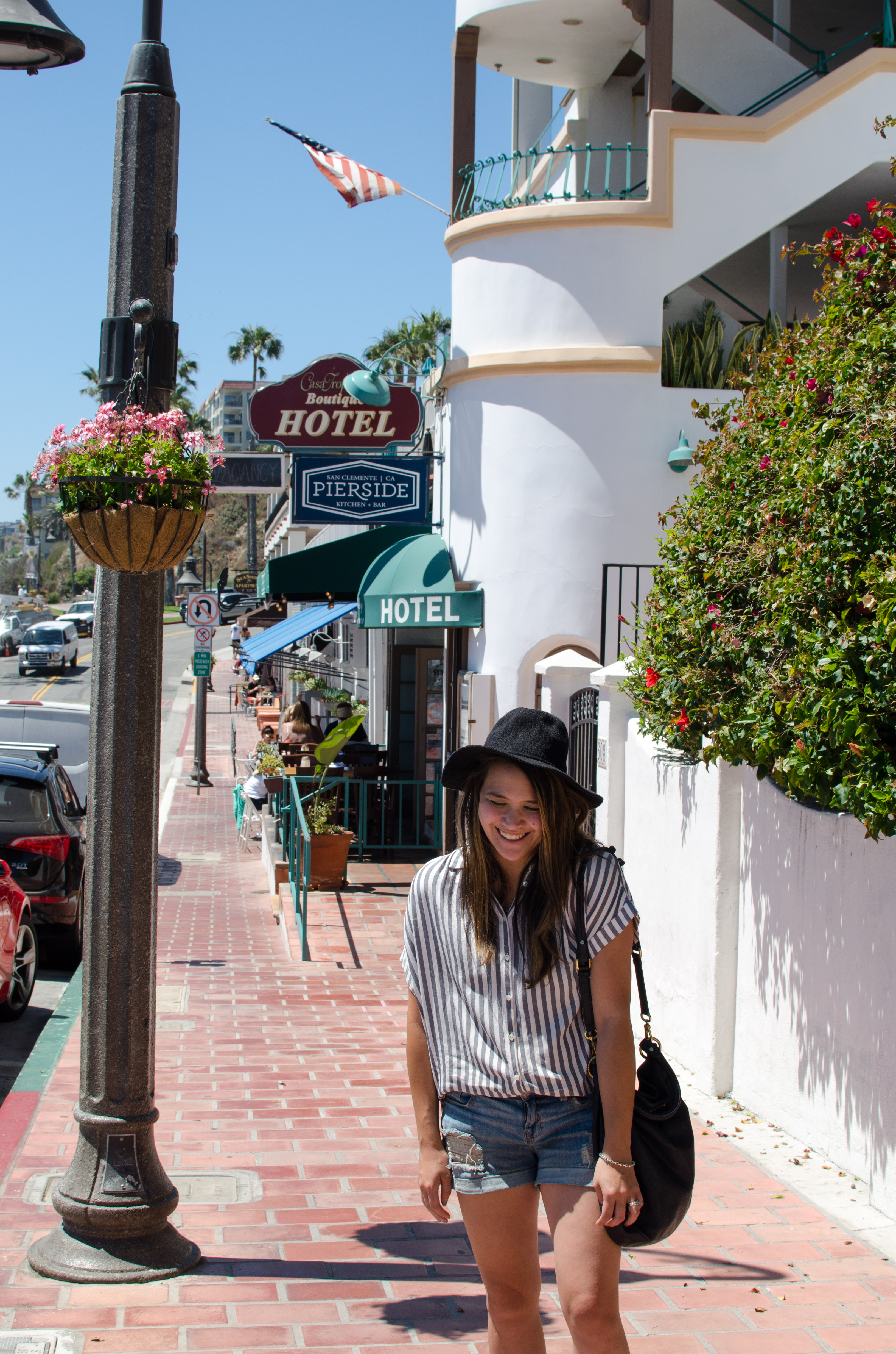 Summer Outfit San Clemente
